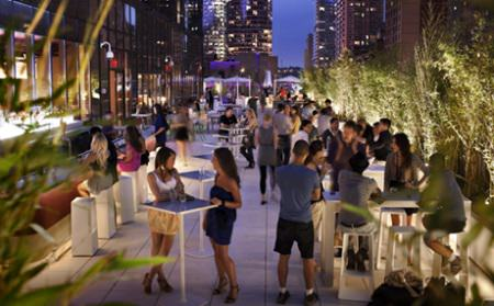 Rooftop Bars NYC Upper East Side