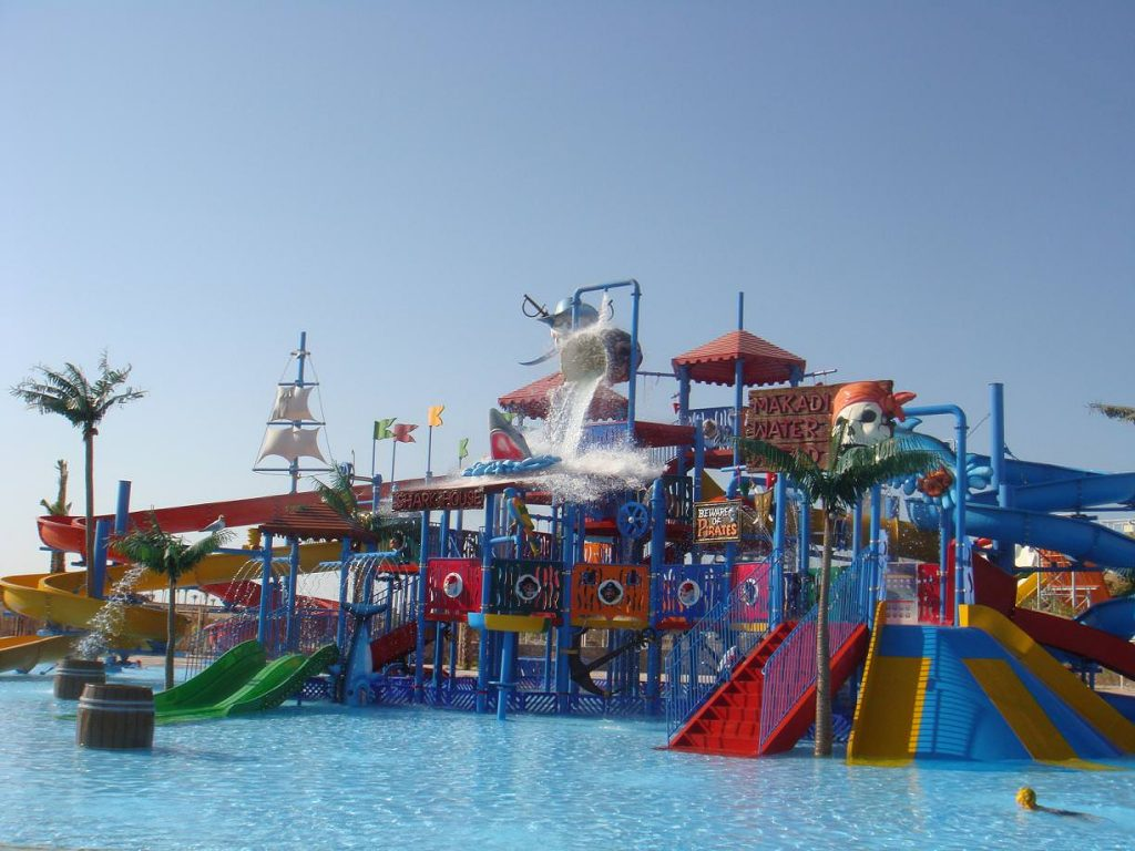 Water Parks in Cairo Egypt